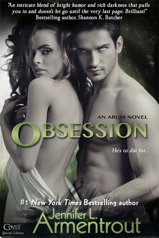 Cover of Obsession