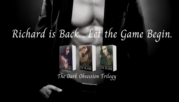Dark Obsession - Zoey Blake